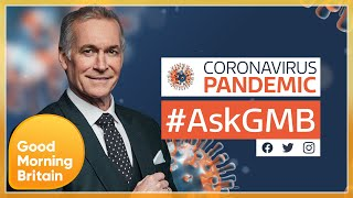 Have I Got Coronavirus or Hayfever? Ask Dr H | Good Morning Britain