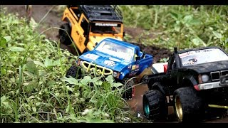 RC ADVENTURE MN90 D90  WPL C24  TES DRIVE OFF ROAD