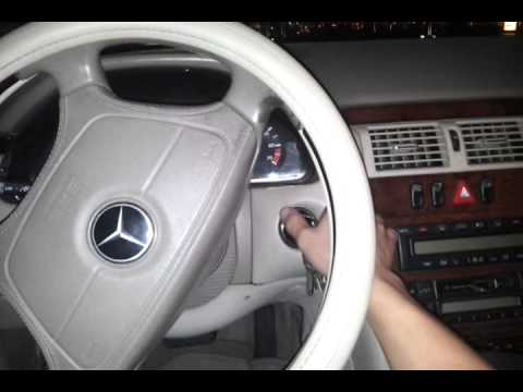 Moldar mercedes benz problem in key not turning in for Mercedes benz ignition key won t turn