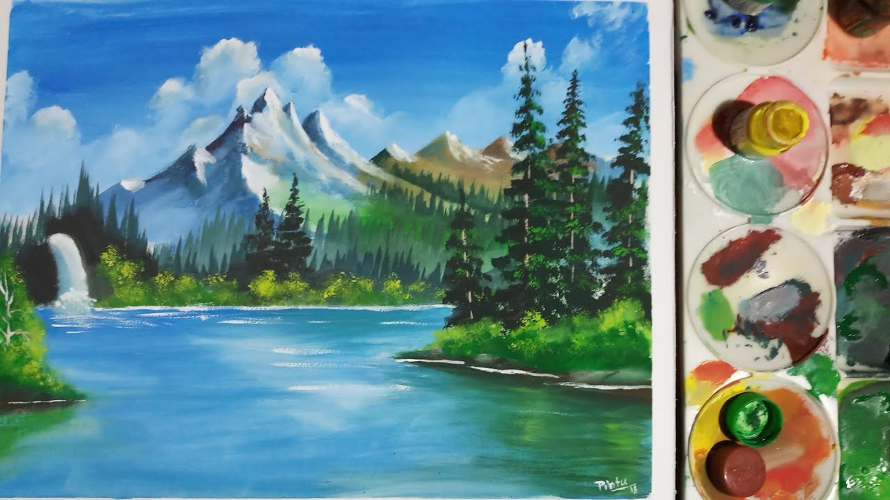 psartgallery landscape painting