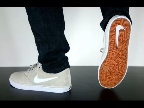 Nike Sb Check Solar Lightbone White Youtube