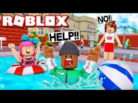 Roblox | Map Siêu Khó  | Escape Swimming Pool Obby | DH Survival