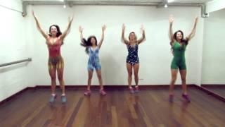 Coreografia - Camarote Por Carla Viviane - Wesley Safadão
