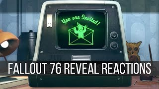 Fallout 76 - My Overall Reaction and Opinion on the Reveal
