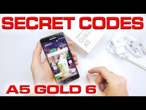 SECRET CODES for Samsung Galaxy A3, A5, A7 2016 | 4K | UHD