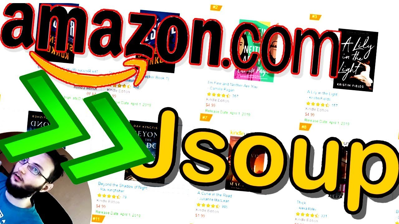 Web Scraping in Java with Jsoup - Scraping Authority