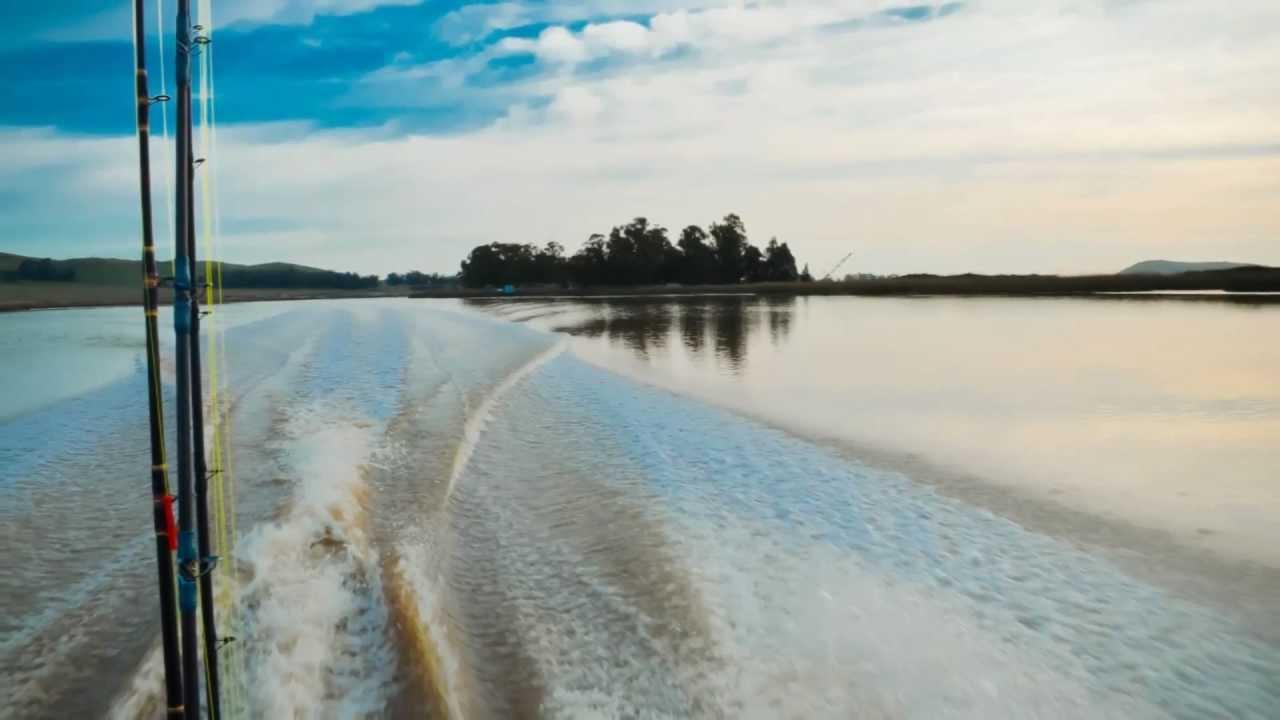 Sturgeon adventure 1 montezuma slough youtube for Montezuma slough fishing report