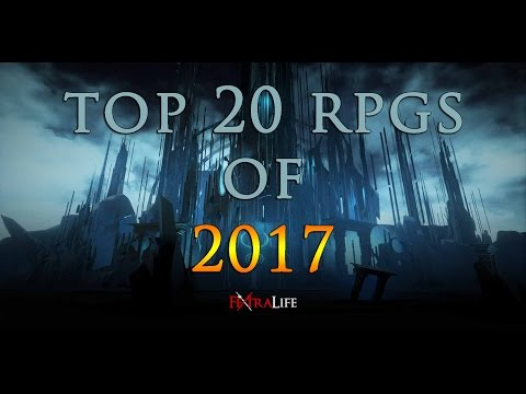 Top 20 RPGs Of 2017