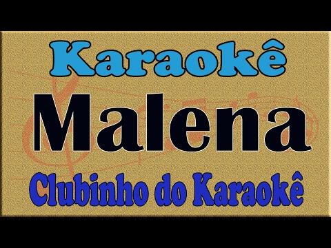 Bartô Galeno -  (Malena) Lembranças do Rei - Karaokê