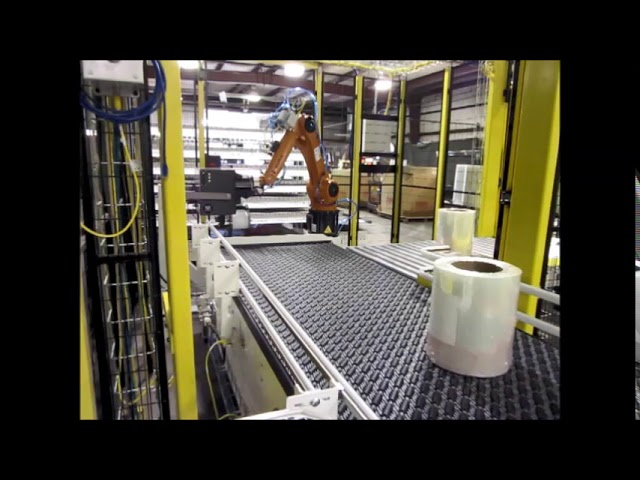 Robotic Labeling with Sortation Lanes