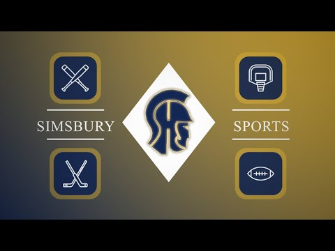 Simsbury High School Wrestling vs Southington Blue Knights