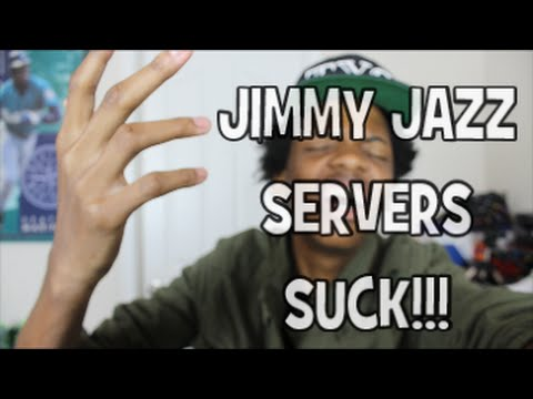 Jimmy Jazz Servers SUCK!!!