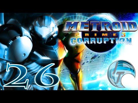 Let's Play: Metroid Prime 3 Corruption #26 (Geheimcodes - Entwickler Nachrichten)