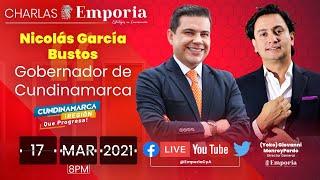 Charlas Emporia - Nicolás García