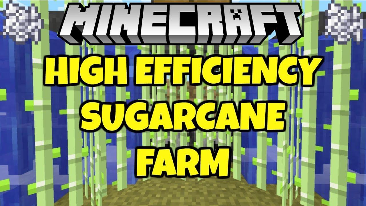 Tutorials Sugar Cane Farming Official Minecraft Wiki