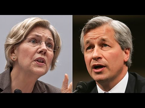 Jamie Dimon Talks Sh*t On Elizabeth Warren
