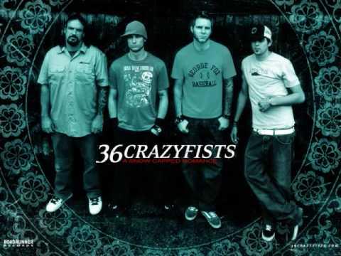 36 Crazyfists - I'll Go Until My Heart...