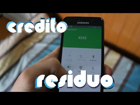 Credito Residuo...
