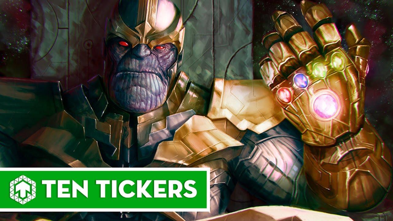 Top 10 nhân vật phản diện nổi bật nhất của Marvel | Ten Tickers No. 5