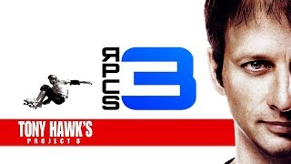 Tony Hawk's Project 8 - RPCS3 TEST