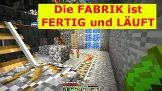 ⚒⚔ Craft Attack VI ⚔⚒ Ep. 17: Die FABRIK ist FERTIG