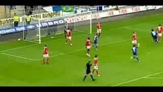 Cupen 2008 Molde-Brann 8-0!
