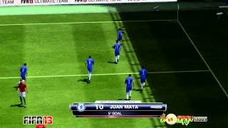 FIFA 13    FoxSoccer EPL Popups