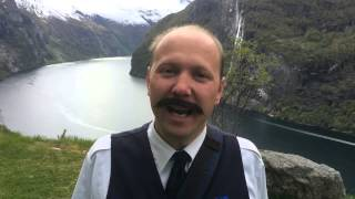 Kjell Kjellen Bigset - på ein plass der ingen skulle tru at nokon kunne snu