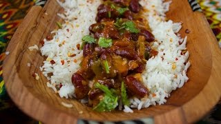 How To Make Coconut Curry Beans  Miss Mandi Throwdown