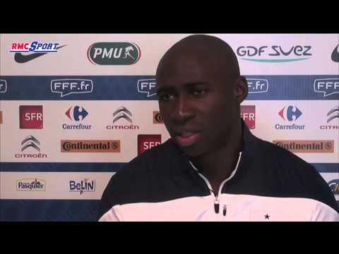Football / Equipe de France / Entretien avec Eliaquim Mangala - 08/06