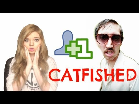 How to know if your getting catfished