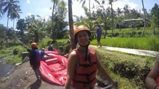 BMW Rafting Bali 2017 Telaga Waja River GoPro