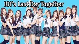 Video How IOI Spent Their Last Day Together download MP3, 3GP, MP4, WEBM, AVI, FLV Desember 2017