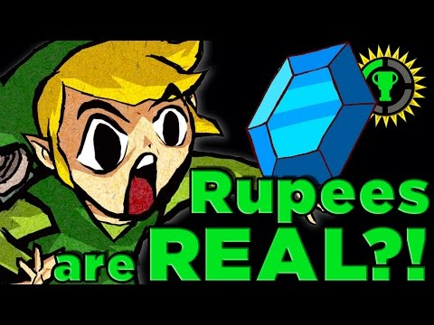 Thumbnail: Game Theory: Zelda Rupees are REAL?!? (ft. PBG)