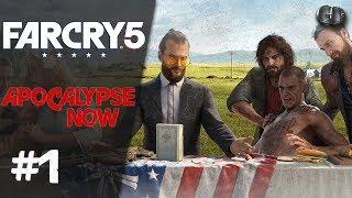 Far Cry 5 #1 ► Даёшь Апокалипсис