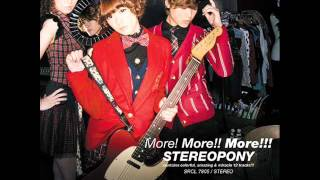 04. I am a Hero -Stereopony (Album :More! More!! More!!!)