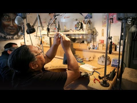 A Jeweler in Canada's Far North  | The Daily 360
