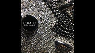 G_RADE Jewelry 지레이드 쥬얼리 [Ice puffer fish Pendant]