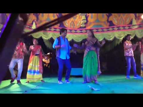 Dinginj nel miya gada ghat re, (Raju Raj & Group) Santali video 2017 by Santal Rusika