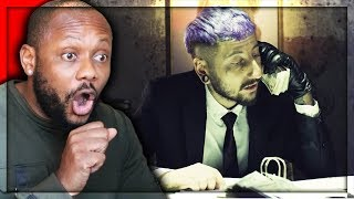 Khontkar - Legal | Official Video TURKISH RAP MUSIC | REACTION!!!