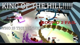 Roblox - Ro-Ghoul | KING OF THE HILL!!! | FAIL CLIPS! | THANKS FOR 1500 SUBS!!!