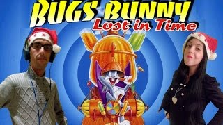 Bugs Bunny Lost In Time - PC ITA Walkthrough 100 % - Parte 1 - Da nessuna parte