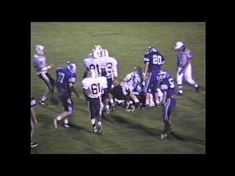 1996 Mount de Sales Cavaliers at Terrell Academy Eagles (football)