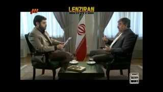 Minister of Ershad Ali Janati interviewed by TV program Shenasnameh