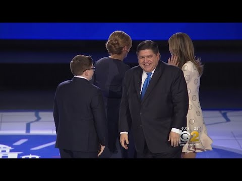 The Inauguration Of J.B. Pritzker