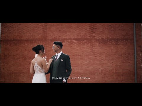 Gerard & Jessica // Singapore Wedding Video // Catholic Wedding at Church of St Ignatius