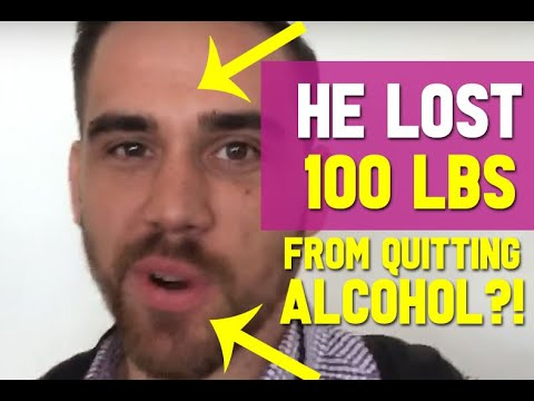 Lose Weight When You Quit Drinking Alcohol