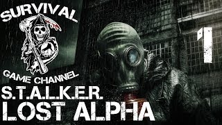 НАСТОЯЩИЙ СТАЛКЕР — S.T.A.L.K.E.R.: Lost Alpha прохождение [1080p] Часть 1(, 2014-04-28T04:37:45.000Z)