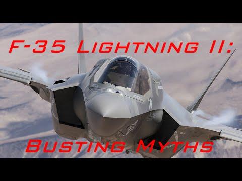 F-35 Lightning II: Busting Myths - Episode 1
