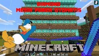"""Noob Survival Minecraft Indonesia Extra #5 """"Diamond Mesin Panen Otomatis"""""""